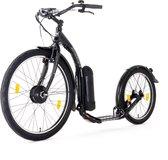 Kickbike E-Cruiser Max Zwart / Elektrische Step Voor Volwassene