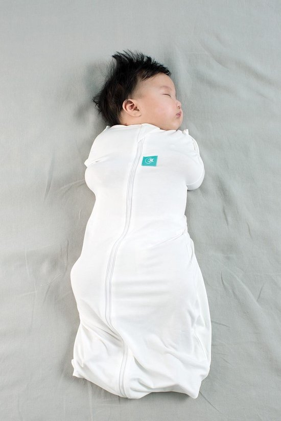 Ergopouch Ergococoon Baby (Inbaker) Slaapzakje Naturel - 1.0 TOG 3-12 mnd