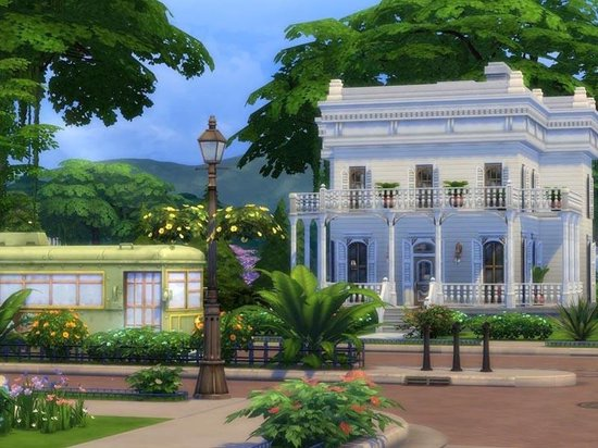 De Sims 4 - PS4 - Electronic Arts