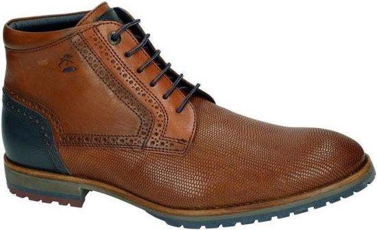 Fluchos -Heren -  cognac/caramel - boots & bottines - maat 44