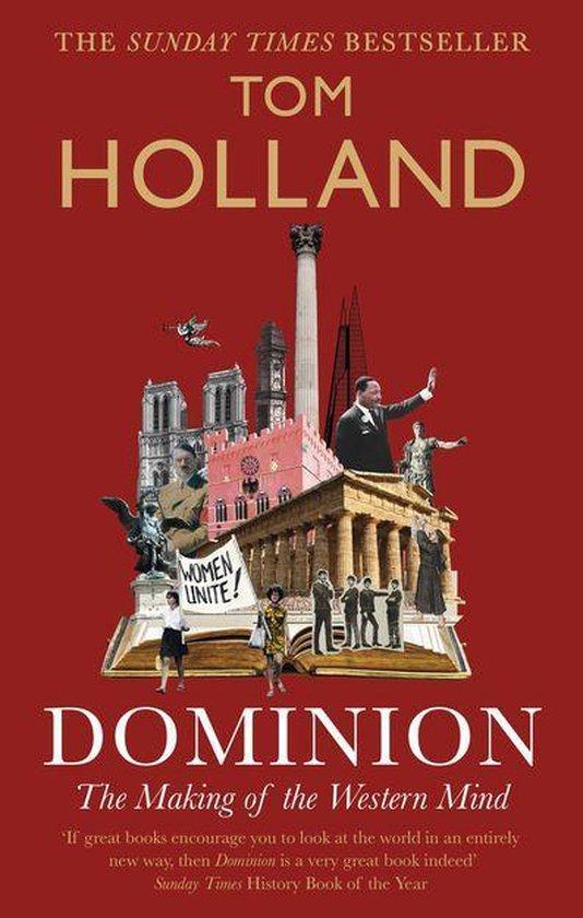 Boek cover Dominion van Tom Holland