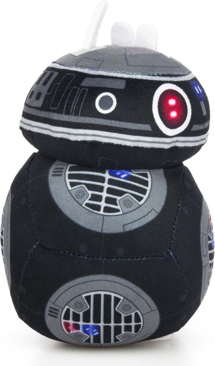 BB-9E Pluche Star Wars knuffel 22cm – Starwars plush – Star Wars: The Rise of Skywalker – Starwars Friends – Royal Guard – Porg – Storm Trooper – BB-9E
