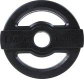 Body pump schijf 30mm 1,25 kg - zwart