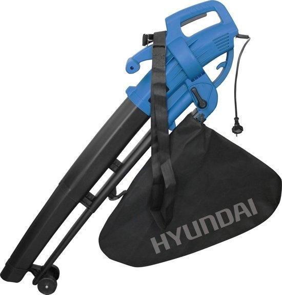 Hyundai 3-in-1 bladblazer 3000W - versnipperaar - zuiger - vacuüm