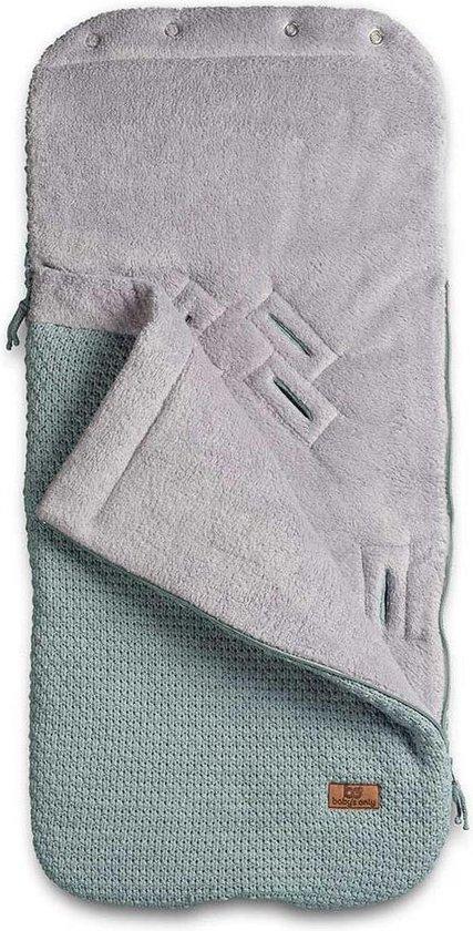 Product: Baby's Only Voetenzak autostoel 0+ Robust - stonegreen, van het merk Baby's Only