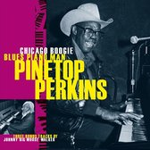 Chicago Boogie Blues Piano Man