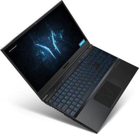 MEDION ERAZER X15807 Zwart Notebook 39,6 cm (15.6'') 1920 x 1080 Pixels Intel® 9ste generatie Core™ i7 16 GB DDR4-SDRAM 1512 GB HDD+SSD Windows 10 Home
