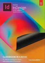 Boek cover Classroom in a Book  -   Classroom in a Book: Adobe InDesign 2020 van Tina Dejarld