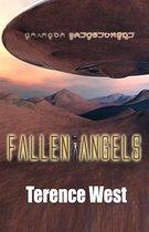 Omslag Fallen Angels