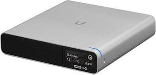 Ubiquiti UniFi Cloud Key Gen2 Plus - Wi-Fi beheer - 1TB - HDD