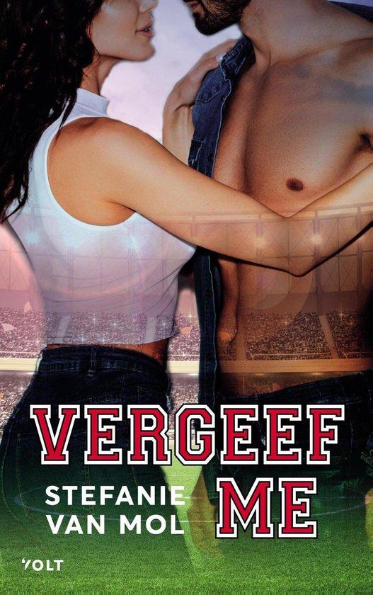 Boek cover FC Livius 3 -   Vergeef me van Stefanie van Mol