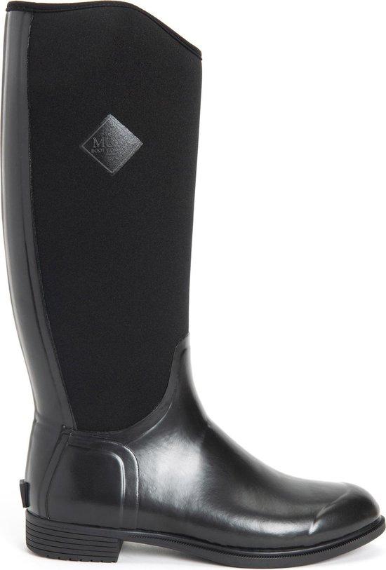 Muck Boot Derby Tall - Zwart - Dames - 39/40