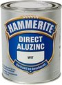 Hammerite Direct Over Aluzinc Wit 750ML