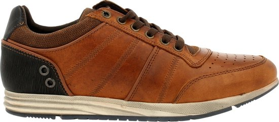 Bullboxer 477K23768Y Sneaker Men Tan/Cognac 40