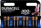 Duracell Ultra Power AA Alkaline Batterijen 4x2 Stuks