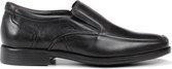 FLUCHOS RAFAEL F7996 Mocassin zwart maat 40
