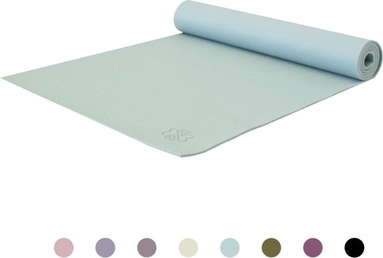Love Generation Yoga Mat - Mint - 183 x 61 x 0.6 cm