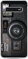 Samsung Galaxy S10 hoesje Camera 2 Casetastic Smartphone Hoesje softcover case