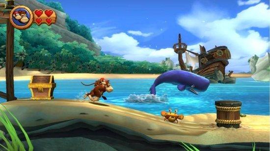 Donkey Kong: Country Returns 3D - Nintendo 3DS - Nintendo