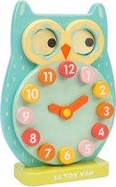 Le Toy Van Houten speelgoed Petilou Uilklok - Hout