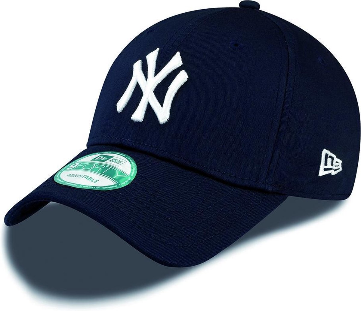 New Era 940 LEAG BASIC New York Yankees Cap - Navy - One size
