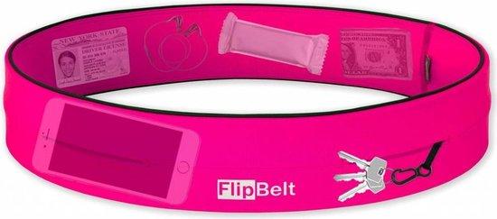 Flipbelt Runners waistbelt hot pink dames (FB0114-HPK)