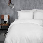 Dekbedovertrek Plain Percale - White - Presence