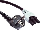 Plenty Prolink Schuko kabel 4m Zwart