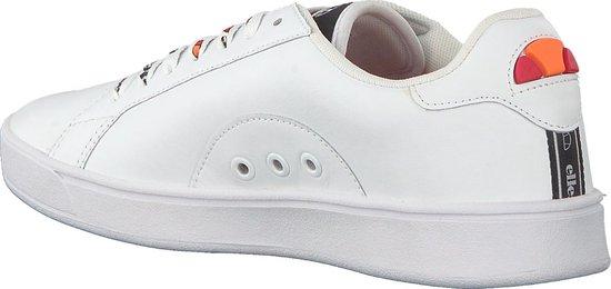 Ellesse Dames Lage Sneakers Campo Emb - Wit Maat 41 gjQm4n