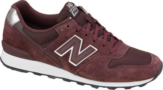New Balance Wr 996 - Sneakers - Dames - Maat 39 - Bordeaux