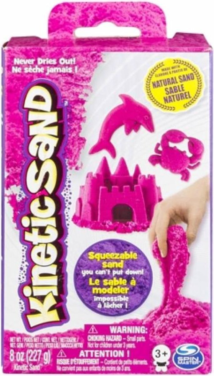 Kinetic Sand Neon Box 226gr.