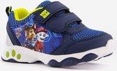 Paw Patrol jongens sneakers met lichtjes - Blauw