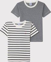 Petit Bateau 2 Pack Jongens Onderhemd