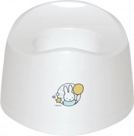 Product: Bébé-jou Plaspotje - Miffy, van het merk bébé-jou