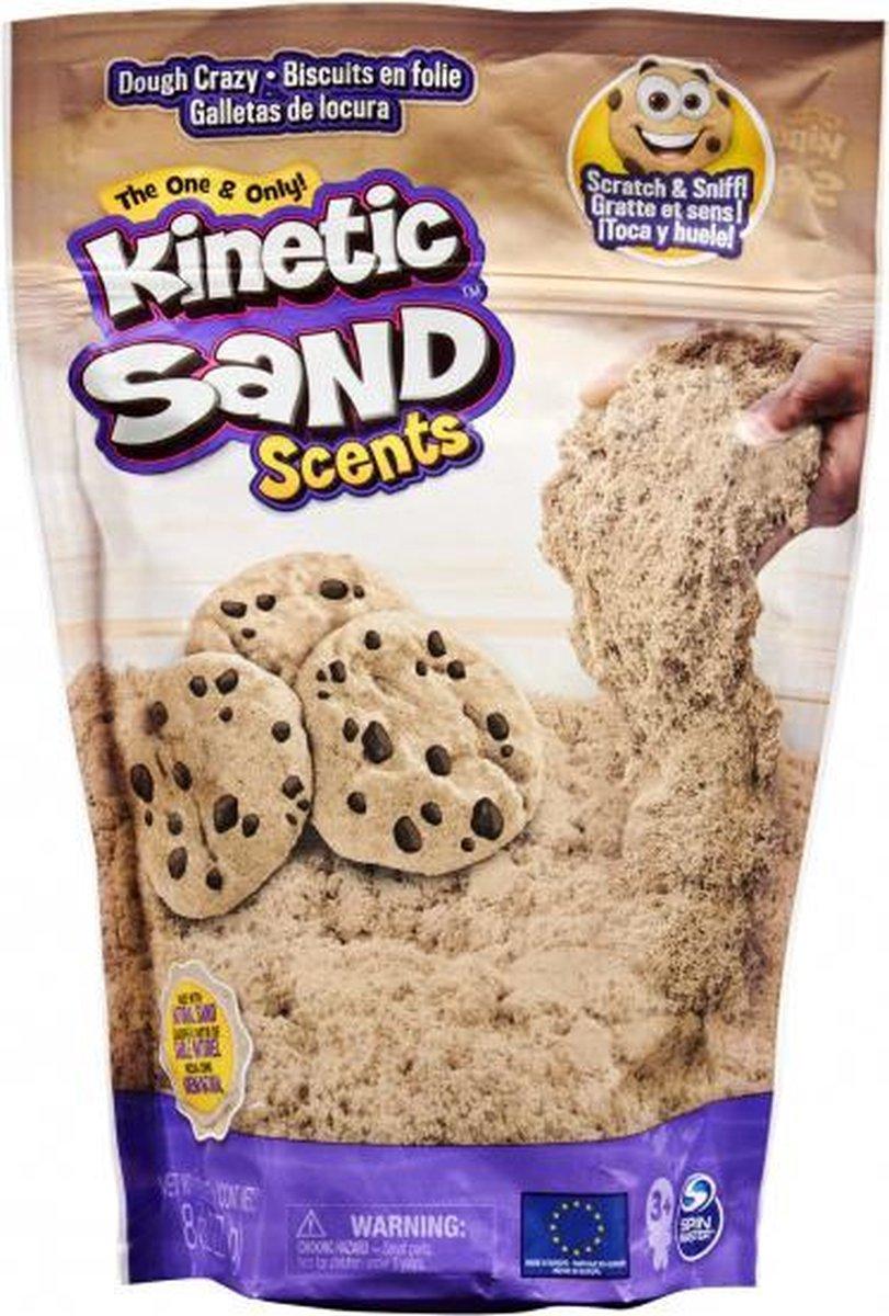 speelzand Scented Sand Dough Crazy junior bruin