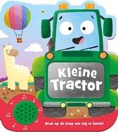 1 geluid shaped  -   Geluidboek Kleine Tractor