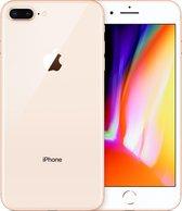Apple iPhone 8 Plus  - 64 GB opslag - Goud - Refurbished door Leapp - A Grade (zo goed als nieuw)