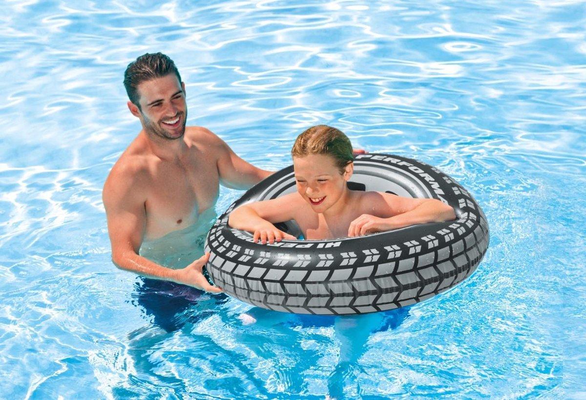 Intex Giant Autoband 91 cm - Zwemband