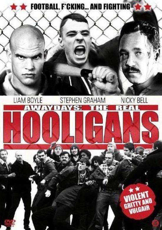 Cover van de film 'Awaydays: Real Hooligans'