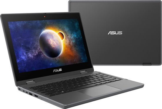 "ASUS BR1100FKA-BP0390RA Hybride (2-in-1) 29,5 cm (11.6"") Touchscreen HD..."