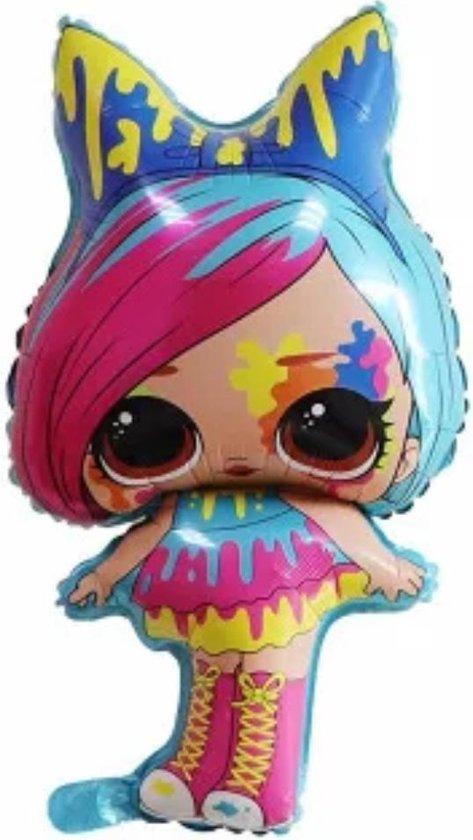 Lol surprise Ballon, kindercrea