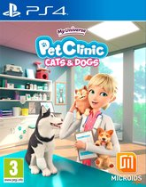 My Universe: Pet Clinic Cats & Dogs - PS4