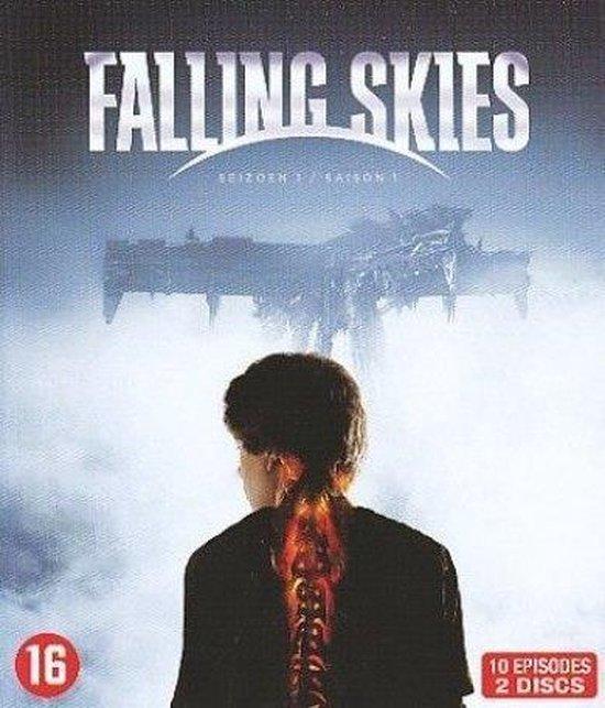 Cover van de film 'Falling Skies'