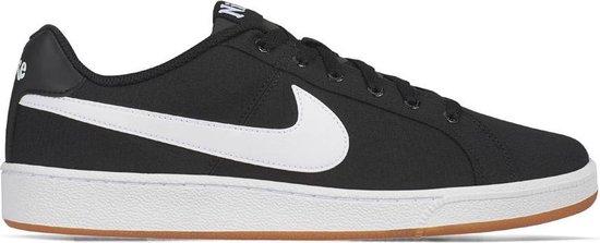 Nike Royal Canvas Sneakers - Schoenen  - zwart - 43