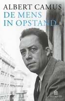 Boek cover De mens in opstand van Albert Camus