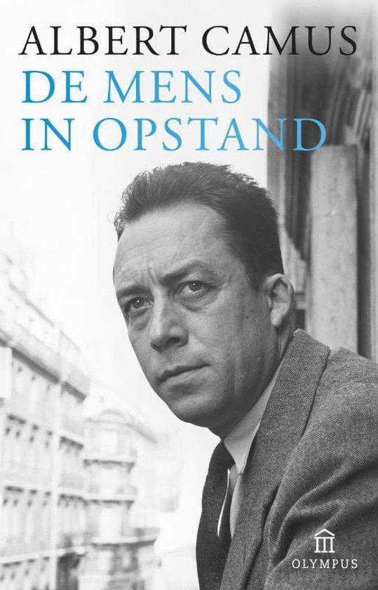Boek cover De mens in opstand van Albert Camus (Paperback)