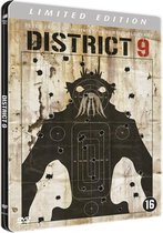 District 9 (Limited Edition) (Steelbook)