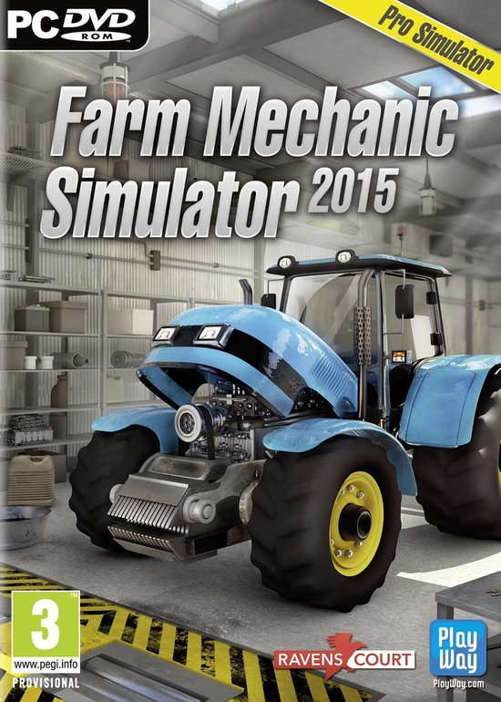 Farm Mechanic Simulator 2015 – Windows