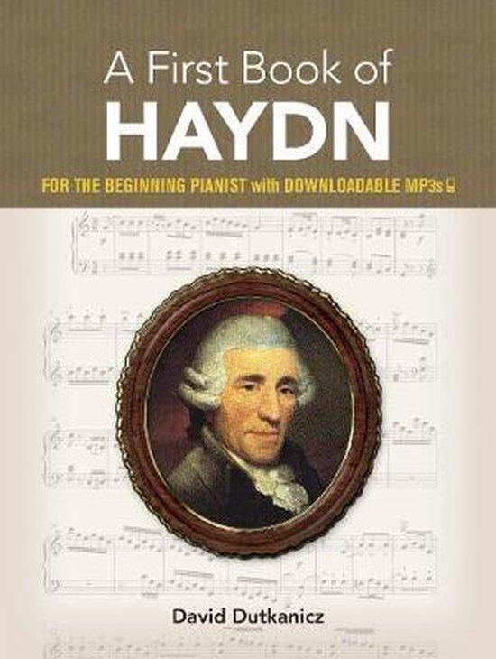 Boek cover A First Book of Haydn van David Dutkanicz (Paperback)