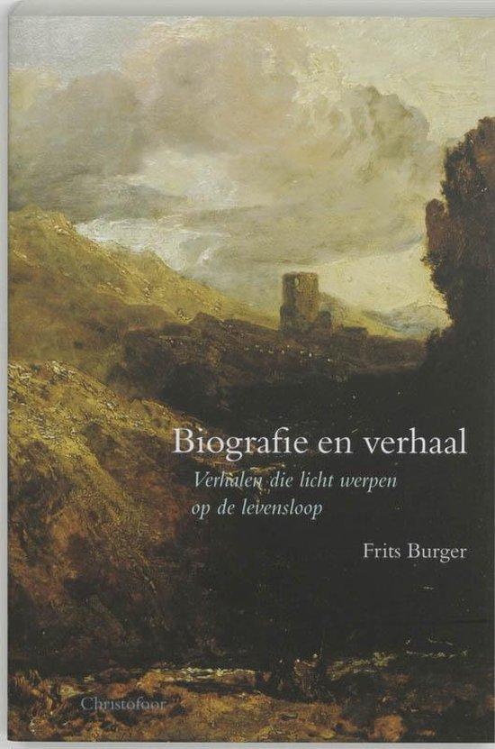 Biografie en verhaal - Frits Burger |